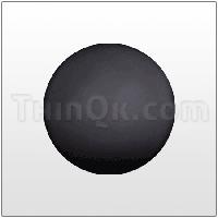 Ball (T401810-44) FKM/VITON