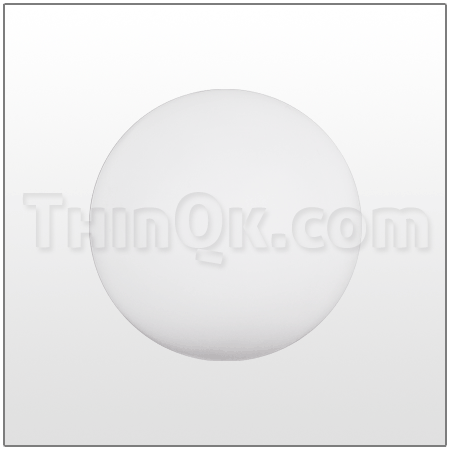 Ball PTFE with SST core (T401810-66)