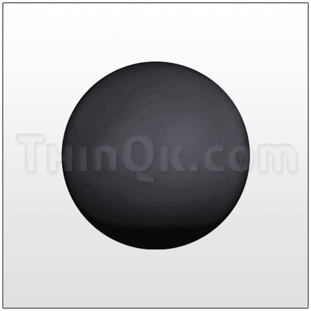 Ball (T050.019.368) EPDM Foodgrade