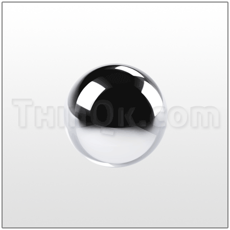 Ball (TD15 74 181) STAINLESS STEEL