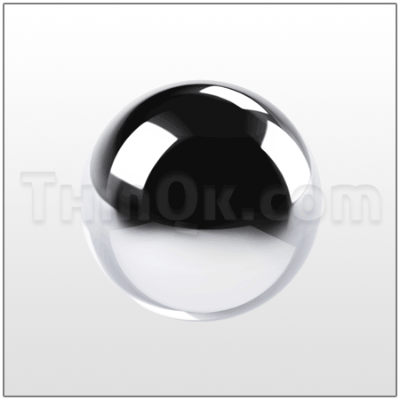 Ball (T630444) STAINLESS STEEL