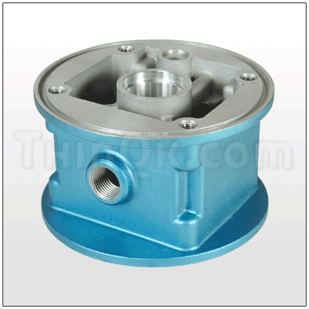 Center block (T40-259) Aluminum