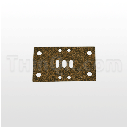 Gasket (T15-199) RUBBERISED CORK