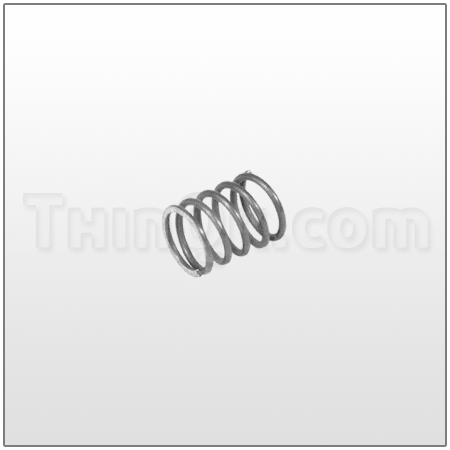 Spring (T1A016) STAINLESS STEEL