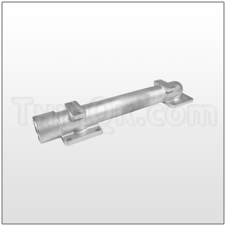 Suction manifold (T40-092) SST
