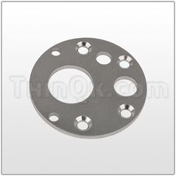 Cover Plate (T151302-11) STAINLESS STEEL