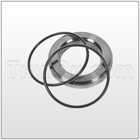 Seat/O-Ring (T250180511) SST/FEP