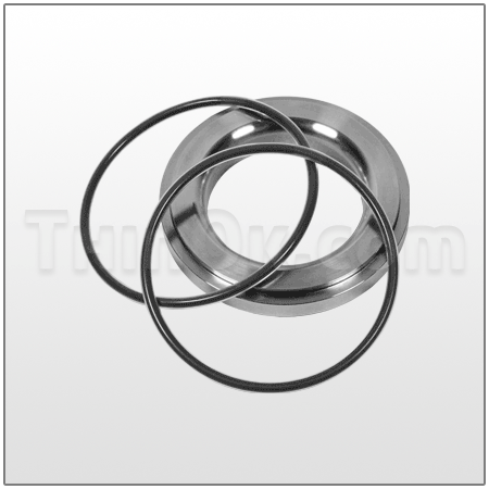 Seat/O-Ring (T400180511) SST/FEP