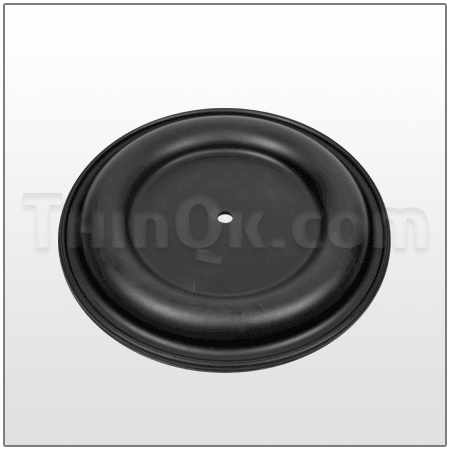"Diaphragm Backup 2"" (T108909) EPDM"