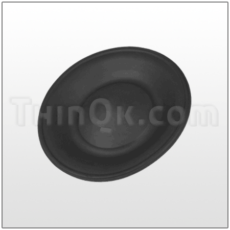 Diaphragm (T15R028) Overmoulded Neoprene