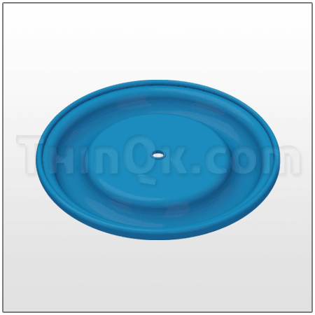 Diaphragm (T189296) SANTOPRENE