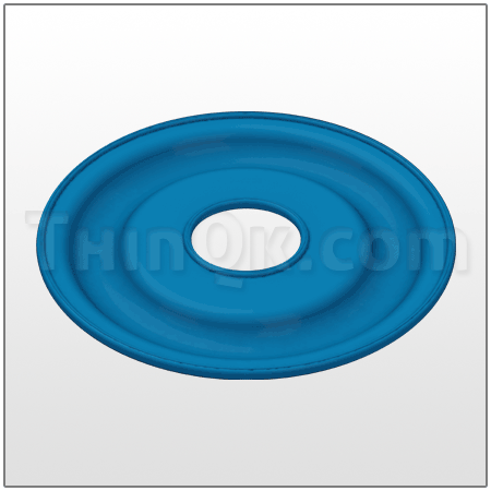 Diaphragm (T190838) SANTOPRENE