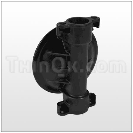 Fluid Cover (T819.4457) ALU