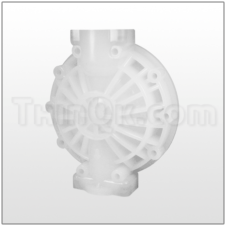 Fluid Cover (T819.4487) Polypropylene