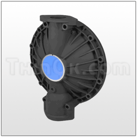 Fluid Cover (T819.0226) ALU