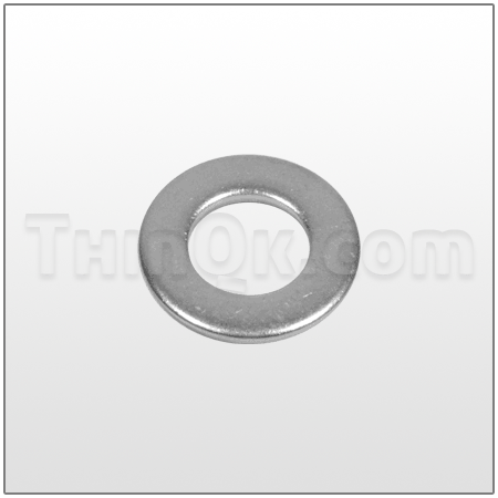 Flat washer (T819.4461) STAINLESS STEEL