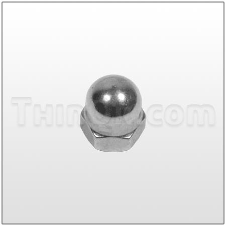 Hex cap nut (TB469) STAINLESS STEEL