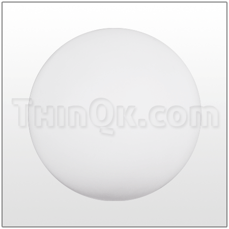 Ball (T7515A) PTFE / ANTISTATIC