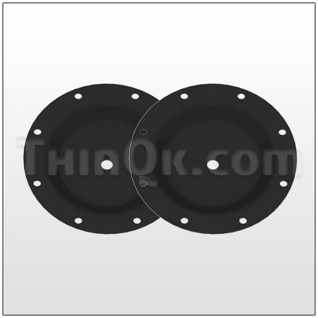 Diaphragm kit (T474.008.360)