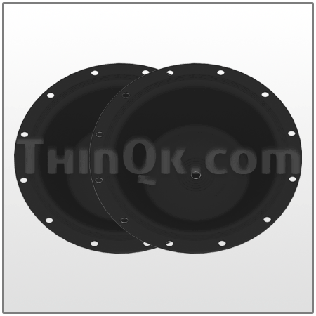 Diaphragm kit (T474.014.360)