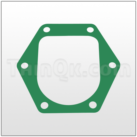Gasket (T360.014.425) COMPRESSED FIBRE