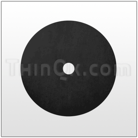 Plate (T570.019.364) EPDM