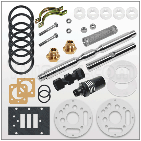 Air valve kit (TE2-CMK-OE-TF-MB)