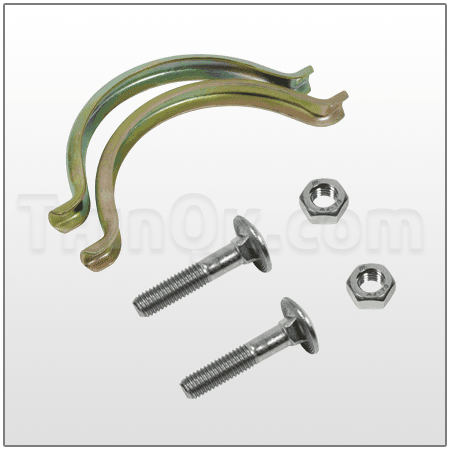 Large clamp set (TP31-110)