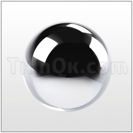 Ball (T819.4324) STAINLESS STEEL