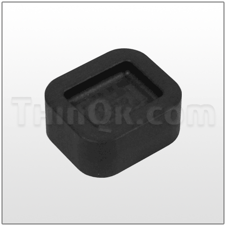 Block (TP98-105CT) PTFE(CARBON FILLED)