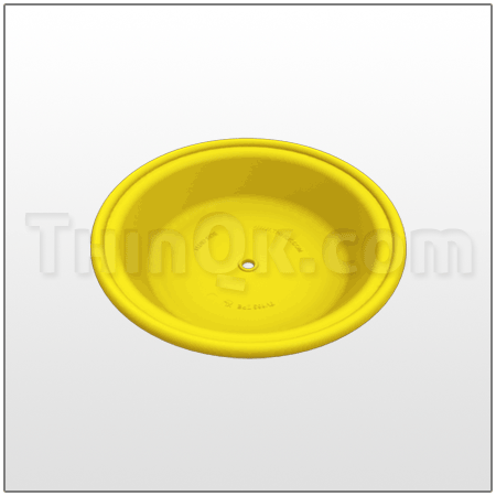 Diaphragm (TV163TPEXL) SANTOPRENE