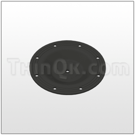 Diaphragm (TV183BN-1) BUNA