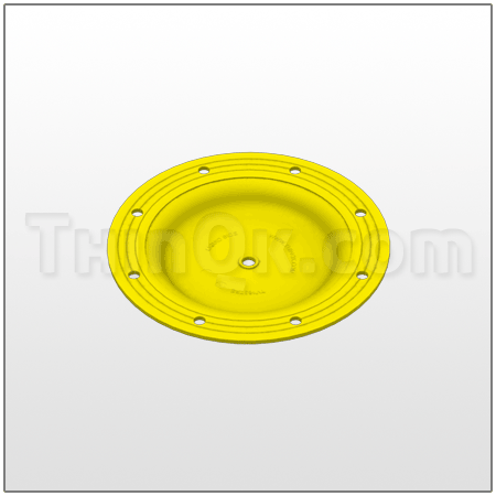 Diaphragm (TV183TPEXL-1) SANTOPRENE