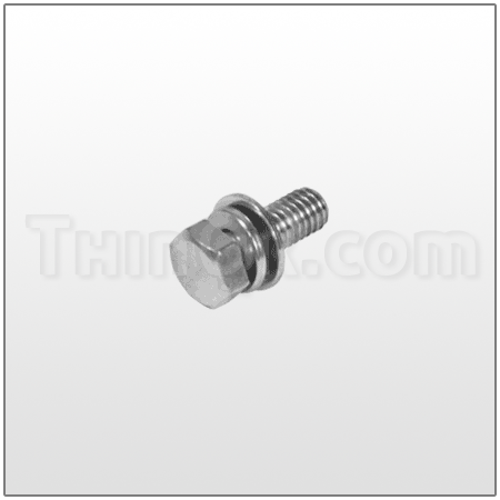 Bolt with washers (T682262)